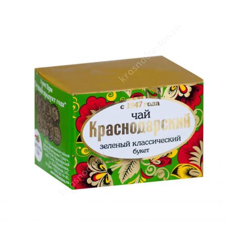 "Чай зеленый ""Краснодарский с 1947 года"", 65 г"