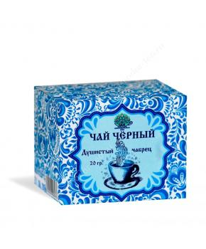 """Чай черный """"Душистый чабрец"""", 20 г"""