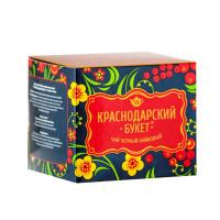 """Чай черный """"Краснодарский букет"""". 50 г"""