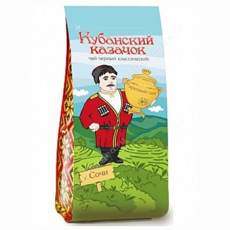 """Чай черный крупнолистовой """"Казачок"""", 75 г"""