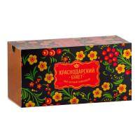 """Чай черный """"Краснодарский букет"""", 25 пак."""