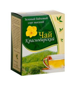 """Чай зеленый ручного сбора """"Хоста"""", 50 г"""