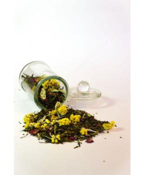 """Чай зеленый весовой """"Летний букет"""" 1 кг"""