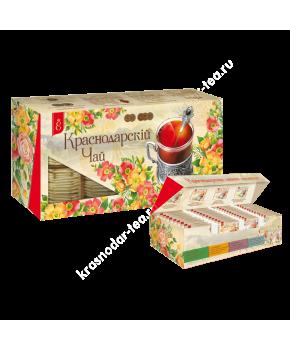 Краснодарская чайная коллекция «ВЕКА», 100 пак.
