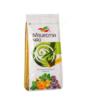 """Чай """"Мацеста"""" зеленый байховый """"Травяной"""",  75 г"""