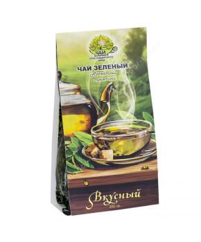 """Чай зеленый """"Вкусный"""", 200 граммов"""