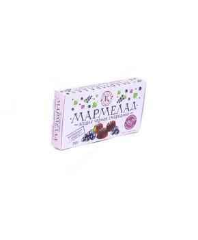 Мармелад фруктово-ягодный с ЧЕРНОЙ СМОРОДИНОЙ, 190 г