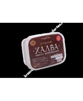 Халва подсолнечная с какао, 250 г