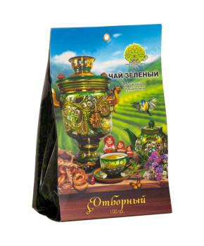 """Чай зеленый """"Отборный экстра"""" 100 граммов"""