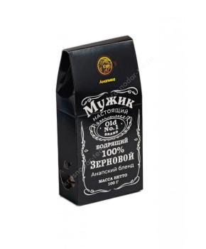 Кофе Мужик настоящий, 100г