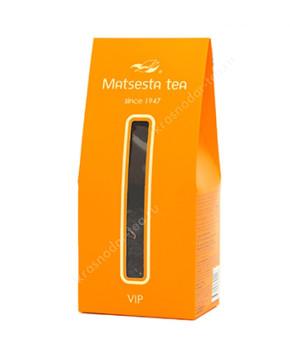 Чай черный Мацеста VIP апельсин и корица, 75г