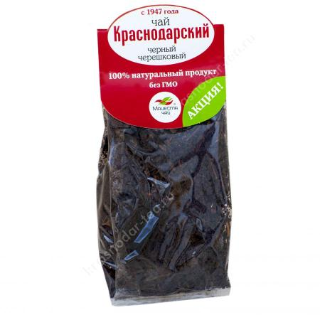 """Чай черный черешковый """"Краснодарский с 1947 года"""", 75 г"""