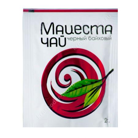 """Чай чёрный """"Мацеста"""" высшего сорта в пакетиках по 2 грамма"""