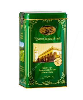 "Чай зеленый ""Хоста чай"" ручного сбора, ж/б, 100 г"