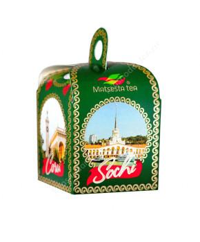 """Чай зеленый """"Сочи"""" с мятой и мелиссой, 50 г"""