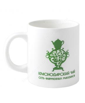 """Фирменная кружка """"Краснодарский чай"""""""