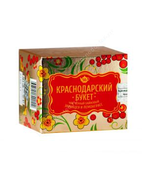 """Чай черный """"Краснодарский букет"""" с эхинацеей и лемонграссом, 50 г"""