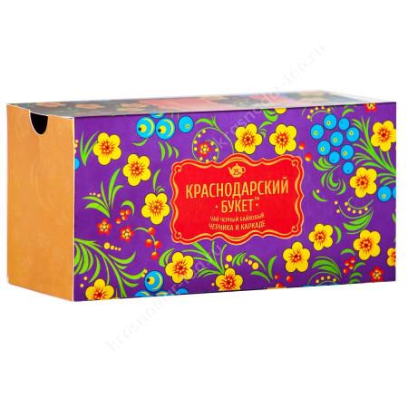 краснодарский букет чай официальный сайт